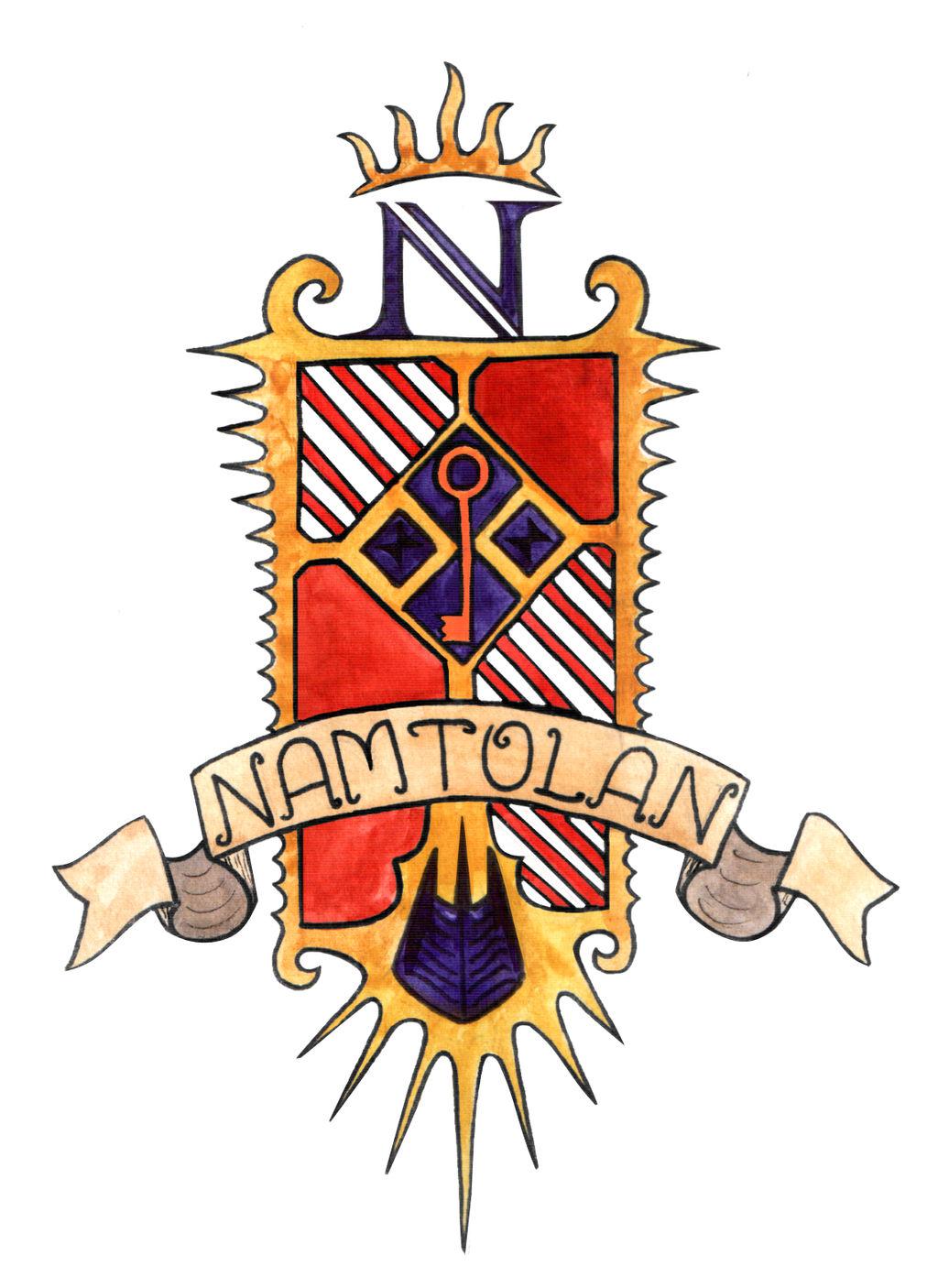 Namtolan Crest by Djigallag