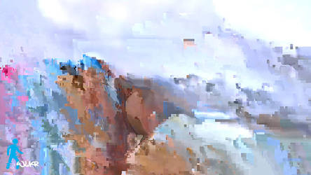Mountain Fog by wlkr