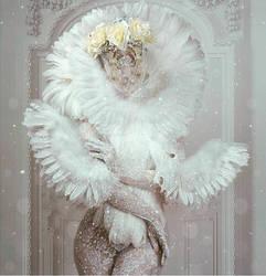Angel II by Pinkabsinthe