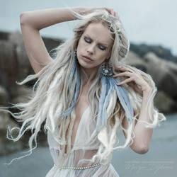 Mermaid by Pinkabsinthe