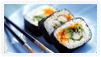 Sushi Stamp by trubbsy