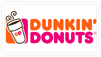 Dunkin' Donuts Stamp by trubbsy