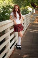 Jess Schoolgirl 2 by Syboro