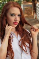 Jess Schoolgirl 4 by Syboro