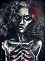 POST MORTEM by MWeiss-Art