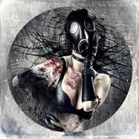 pestilence II by MWeiss-Art