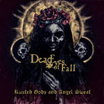 The cover for DEAD EYES OF FALL band by MWeiss-Art