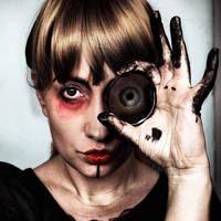 eyes by MWeiss-Art