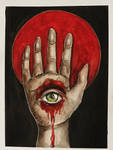 third eye by MWeiss-Art