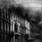 city in monochrome by MWeiss-Art