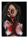 misery by MWeiss-Art