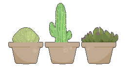 Cacti by truble-inmy-paradise