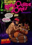 Aphrodite Jones issue 1 cover by Coaxdreams