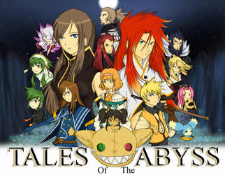 Epic Tales of the Abyss by Launite