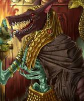 Anubis from Ragnarok Online by Mobblthecrazy