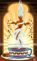 Java Goddess by WrensHollow