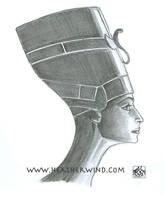 Nefertiti by WrensHollow