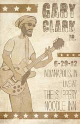 Gary Clark Jr. Poster by jstropes