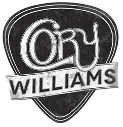 Cory Williams Wordmark by jstropes