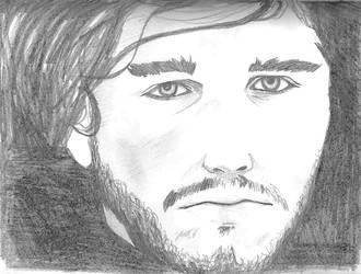Jon Snow by jstropes