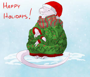Happy Holidays! by exo-bio