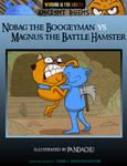 DNdbag vs Magnus by simpleCOMICS