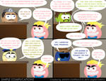 SC716 - Trial of Nigel Shamrock 6 by simpleCOMICS