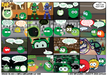 Seth Through the Ages (A Clip Show) by simpleCOMICS