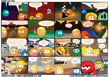 Marvin Through the Ages (A Clip Show) by simpleCOMICS