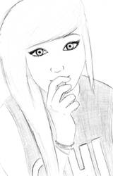 Emo Girl by SlayerEndo