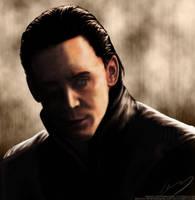 Loki by Banni-Whitemane