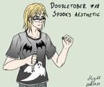 Doodletober 18: Sp00ky Aesthetic by Migi47