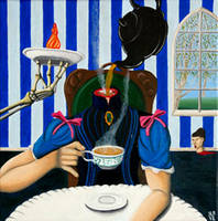Zum Tee by Ulrabiart