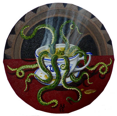 Teetakelmonster/Teetacle-Monster by Ulrabiart
