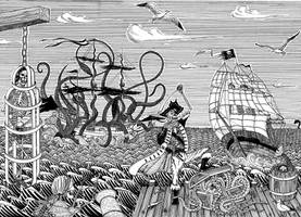 Hoelle, Tod und 1000 Teufel by Ulrabiart