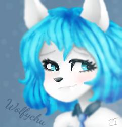 Wolfychu by PuffyDawn