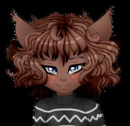 Darkie [Gift] by PuffyDawn