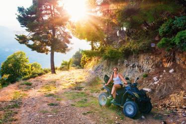 Off-road adventures by MarinCristina