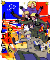 ALLIED FORCES by akitokun1