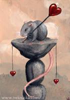 Queen of hearts by toeknuckles