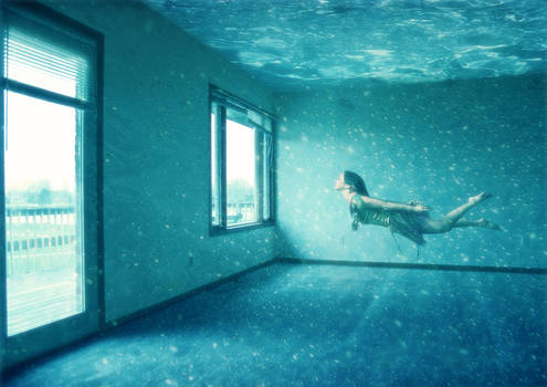 The Underwater Apartment by theflickerees