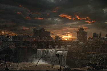 Another Day - Dying Light by CaelGibran