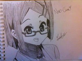 K-on Nao-chan by stephhmoo