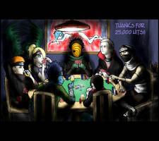 Tobi's Poker Face by Tobitkiwi