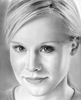 Veronica Mars, Kristen Bell by phan-tom