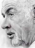 Sean Connery by phan-tom