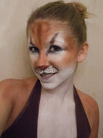 Realistic Cougar5 by Kisskiss64