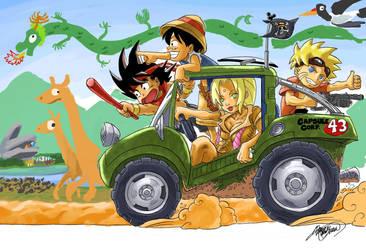 Battle Safari DON by dchan316