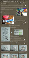 Colored Pencil Tutorial by 6ooey