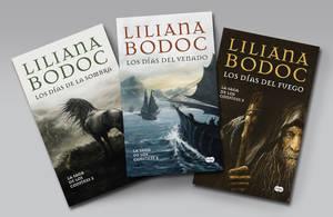 Saga of the borderlands - La Saga de los Confines by gonzalokenny